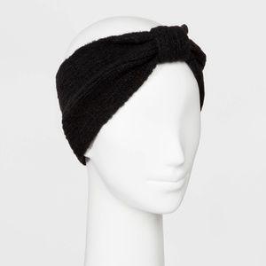 Women's Rib Stitch Knit Headband
